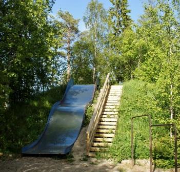 Skogslekpark